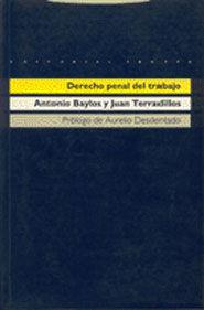 DERECHO PENAL DEL TRABAJO
