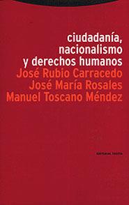 CIUDADANÍA, NACIONALISMO Y DERECHOS HUMANOS