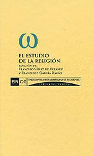 EL ESTUDIO DE LA RELIGIÓN