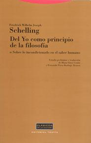DEL YO COMO PRINCIPIO DE LA FILOSOFÍA