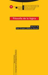 FILOSOFÍA DE LA LÓGICA