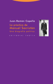 LA PRÁCTICA DE MANUEL SACRISTÁN