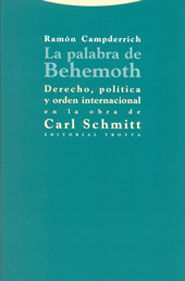 LA PALABRA DE BEHEMOTH