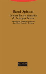 COMPENDIO DE GRAMÁTICA DE LA LENGUA HEBREA