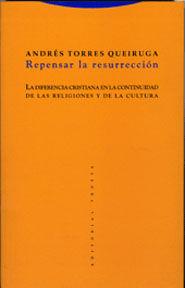 REPENSAR LA RESURRECCIÓN