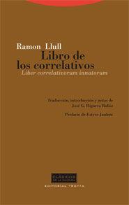 EL LIBRO DE LOS CORRELATIVOS