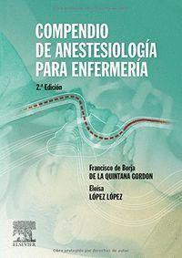 COMPENDIO DE ANTESTESIOLOGÍA PARA ENFERMERÍA