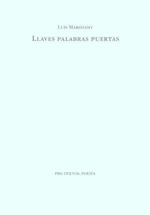 LLAVES PALABRAS PUERTAS