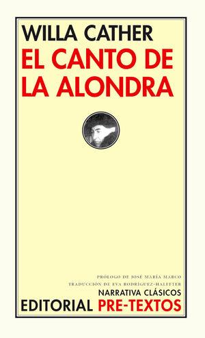EL CANTO DE LA ALONDRA