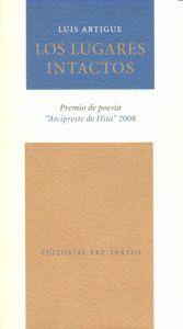 LUGARES INTACTOS,LOS P.ARCIPRESTE HITA 2008