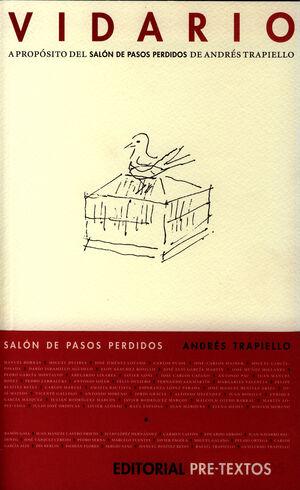 VIDARIO A PROPÓSITO DEL SALÓN DE PASOS PERDIDOS DE ANDRÉS TRAPIELLO