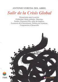 SALIR DE LA CRISIS GLOBAL PENSAMIENTO PARA LA ACCION GLOBALIDAD REDES GLOBALES MAYORIAS