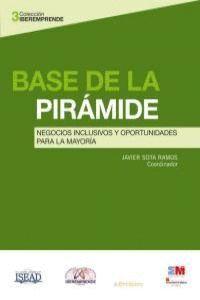 BASE DE LA PIRÁMIDE NEGOCIOS INCLUSIVOS Y OPORTUNIDADES PARA LA MAYORA