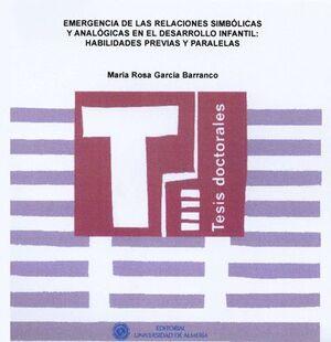 EMERGENCIA DE LAS RELACIONES SIMBÓLICAS Y ANALÓGICAS EN EL DESARROLLO INFANTIL: HABILIDADES PREVIAS