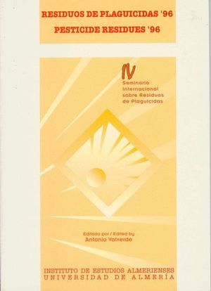 ACTAS DEL IV SEMINARIO DE RESIDUOS PLAGUICIDAS