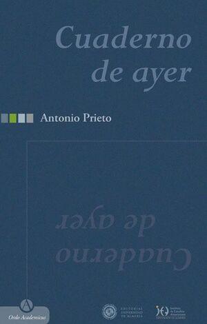 CUADERNO DE AYER