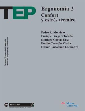 ERGONOMÍA 2. CONFORT Y ESTRÉS TÉRMICO
