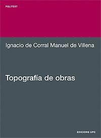 TOPOGRAFÍA DE OBRAS