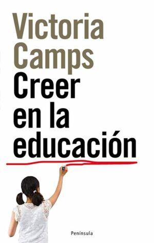 CREER EN LA EDUCACIÓN