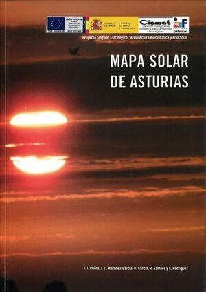 MAPA SOLAR DE ASTURIAS