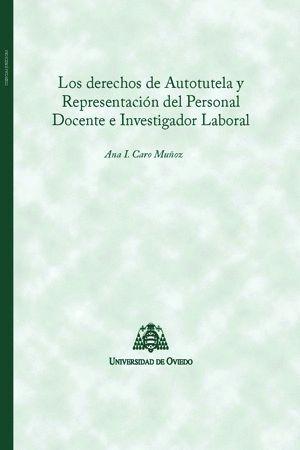 LOS DERECHOS DE AUTOTUTELA Y REPRESENTACIÓN DEL PERSONAL DOCENTE E INVESTIGADOR LABORAL