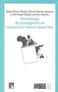 METODOLOGÍA DE INVESTIGACIÓN EN COOPERACIÓN PARA EL DESARROLLO