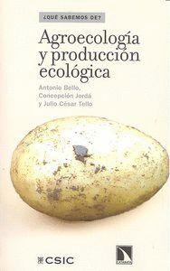 AGROECOLOGA Y PRODUCCIÓN ECOLÓGICA