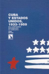 CUBA Y ESTADOS UNIDOS, 1933-1959