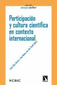 PARTICIPACIÓN Y CULTURA CIENTÍFICA EN CONTEXTO INTERNACIONAL