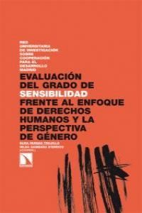 EVALUACIÓN DEL GRADO DE SENSIBILIDAD FRENTE AL ENFOQUE DE DERECHOS HUMANOS Y LA PERSPECTIVA DE GÉNERO