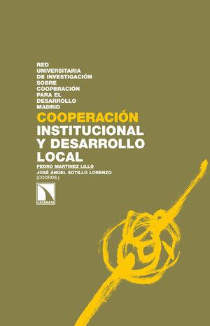 COOPERACIÓN INSTITUCIONAL Y DESARROLLO LOCAL.