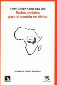 REDES SOCIALES PARA EL CAMBIO EN AFRICA IV PREMIO DE ENSAYO CASA AFRICA