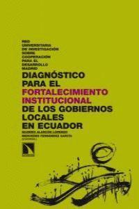 DIAGNÓSTICO PARA EL FORTALECIMIENTO INSTITUCIONAL DE LOS GOBIERNOS LOCALES EN LA PROVINCIA DE LOJA G