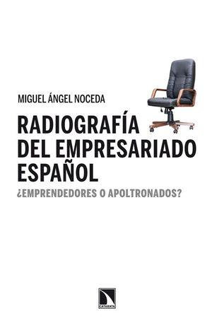 RADIOGRAFÍA DEL EMPRESARIADO ESPAÑOL