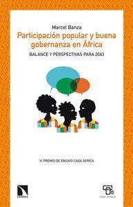 PARTICIPACIÓN POPULAR Y BUENA GOBERNANZA EN ÁFRICA