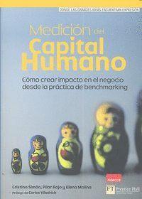 MEDICIÓN DEL CAPITAL HUMANO CÓMO CREAR IMPACTO EN EL NEGOCIO DESDE LA PRÁCTICA DE BENCHAMARKING