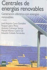 CENTRALES DE ENERGAS RENOVABLES GENERACIÓN ELÉCTRICA CON ENERGAS RENOVABLES