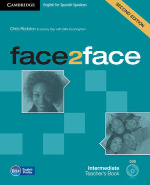 FACE2FACE FOR SPANISH SPEAKERS PRE-INTERMEDIATE