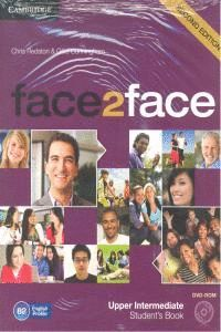 FACE2FACE FOR SPANISH SPEAKERS UPPER INTERMEDIATE STUDENT'S BOOK PACK (STUDENT'S BOOK WITH DVD-ROM AND HANDBOOK WITH AUDIO CD) 2ND EDITION