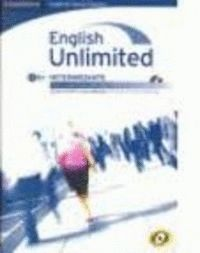 ENGLISH UNLIMITED FOR SPANISH SPEAKERS INTERMEDIATE CLASS AUDIO CDS (3)