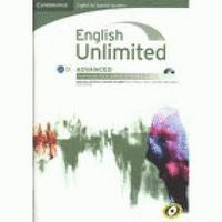 ENGLISH UNLIMITED FOR SPANISH SPEAKERS ADVANCED CLASS AUDIO CDS (3)