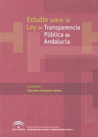 ESTUDIO SOBRE LA LEY DE TRANSPARENCIA PÚBLICA DE ANDALUCÍA