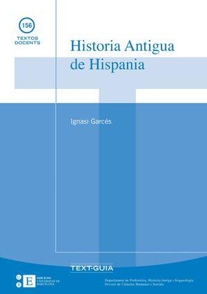 HISTORIA ANTIGUA DE HISPANIA