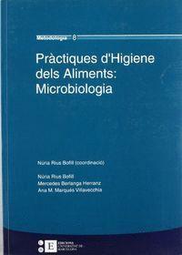 PRÀCTIQUES D´HIGIENE DELS ALIMENTS: MICROBIOLOGIA