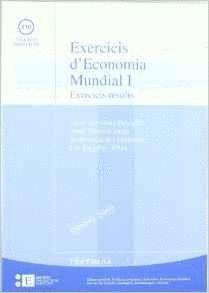 EXERCICIS D'ECONOMIA MUNDIAL. 2 VOLÚMENES