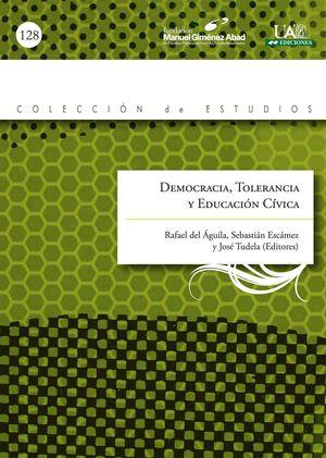 DEMOCRACIA, TOLERANCIA Y EDUCACIÓN CÍVICA