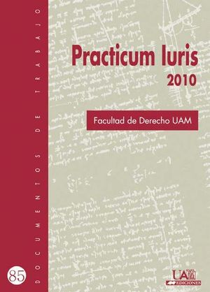 PRACTICUM IURIS 2010