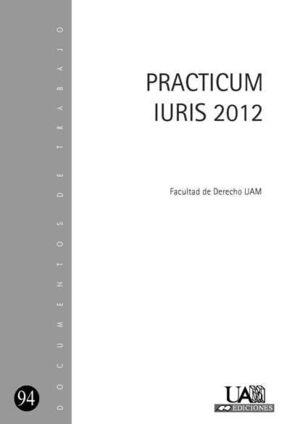 PRACTICUM IURIS 2012