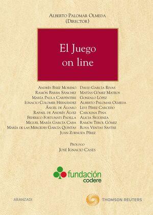 EL JUEGO ON LINE