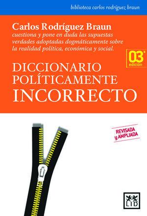 DICCIONARIO POLÍTICAMENTE INCORRECTO